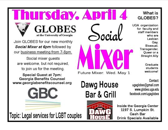 GLOBESmixer-april